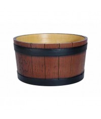Barrel Tub Ice Bucket