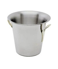 Stainless Steel Tulip Wine Bucket