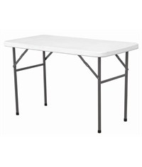Solid Top Folding 4' Table