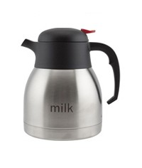 Inscribed Stainless Steel Vacuum Jugs