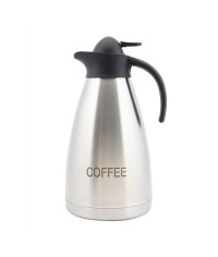 Contemporary Stainless Steel Inscribed Vacuum Jugs