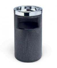 Urn Ashtray With Bin