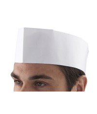 Chef's Disposable Paper Forage Hat