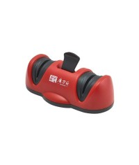Knife Sharpener With Suction Grip
