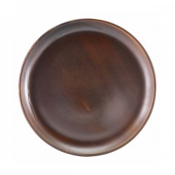 Coupe Plate Rustic Copper